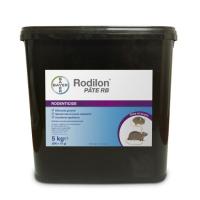 Pate Raticide Souricide RODILON 5Kg