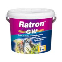 Rodonticide RATRON GW 5KG