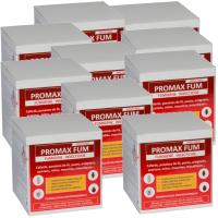 LOT DE 10 INSECTICIDE PROMAX FUM 15G