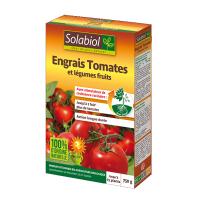 ENGRAIS TOMATES ET LÉGUMES FRUITS 750G