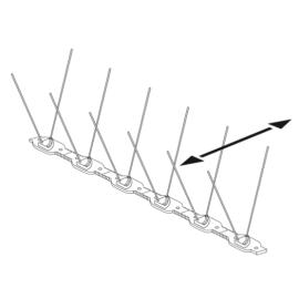 ASTUPIC 60-60 (Barrette de 31CM)