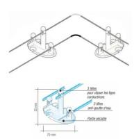 CABLE ELECTRO-RÉPULSION BIRD-OUT (Kit 20 mètres)