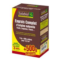 ENGRAIS COMPLET 1,5Kg